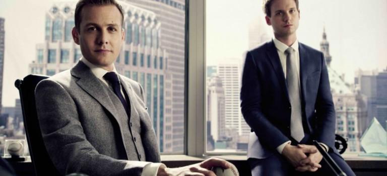 Premiera Suits – duża oglądalność!