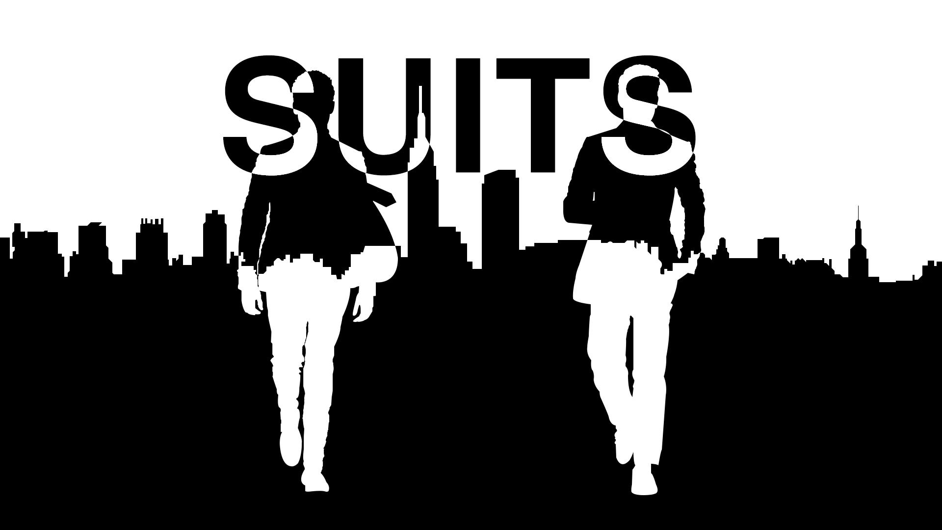 Suits - W garniturach tapeta7